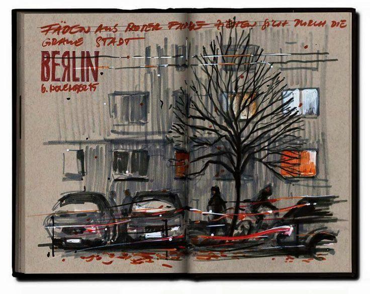 Jens Huebner - Berlin