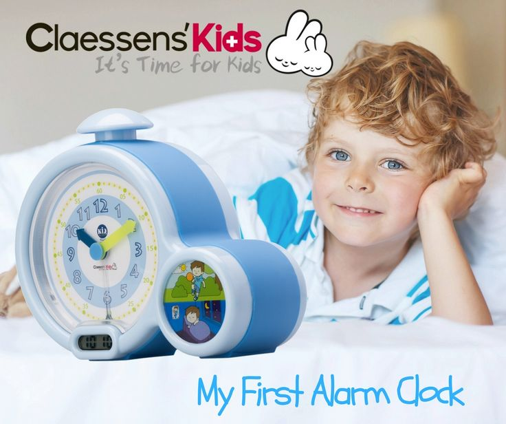 Day light savings ends in just a couple of weeks, but don't let that get you & your kids in a frenzy! With the Kid'Sleep My First Alarm Clock you & your little one can stay on track & on time! Available in Blue or Pink.  Shop: http://amzn.to/2aHVwc8