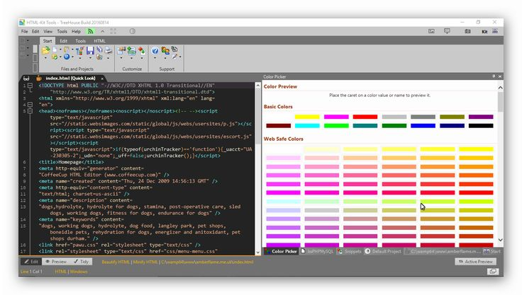 HTML-KIT-TOOLS great editor, now even better with Emmet