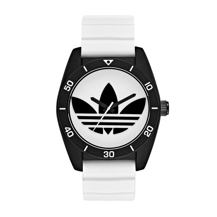 PARA LAS MAMÁS DEPORTISTAS Para las mamás más deportistas os proponemos este reloj de adidas Originals de correa de goma, en color blanco y con el logo de la marca en la esfera. Disponible en http://www.todo-relojes.com/detalle.asp?codigo=29320 por 69€ #relojesdeportivos #relojesAdidas #DiaDeLaMadre #todorelojes
