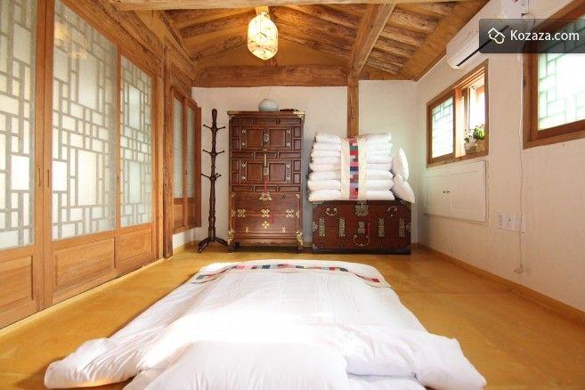 [Desing] tteuranchae Samcheongdong Hanok home: Family Room