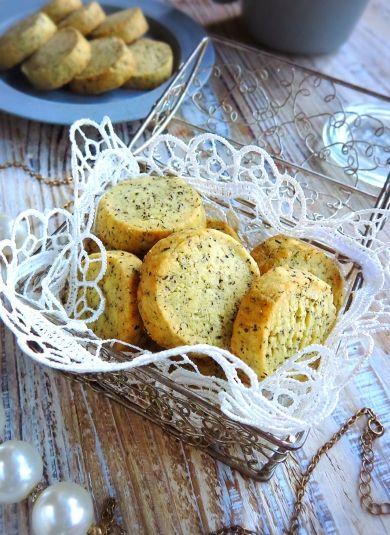 「♡超簡単失敗なし♡紅茶のアイスボックスクッキー♡」Mizuki | お菓子・パンのレシピや作り方【corecle*コレクル】