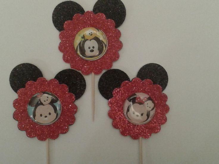 Mejores 56 Imágenes De Tsum Tsum Party En Pinterest: 1000+ Ideas About Cupcake Party Favors On Pinterest