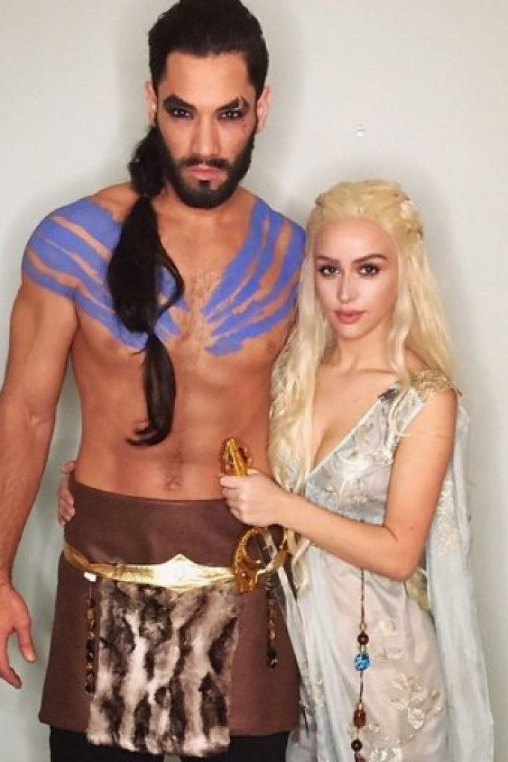 halloween 2015 costume ideas for couples photos - Halloween Beard Costume Ideas