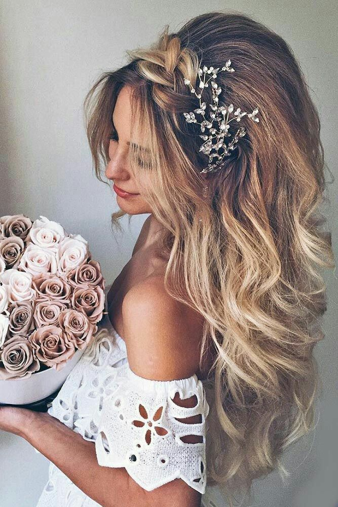 accessoires cheveux coiffure mariage chignon mariée bohème romantique retro, BIJOUX MARIAGE (83)