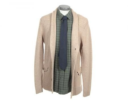 Monroe Tan Cardigan Outfit - Current price: $75