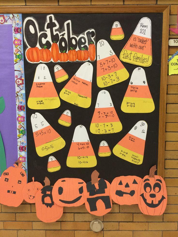 Preschool Classroom Decor Themes ~ Best october bulletin boards ideas on pinterest