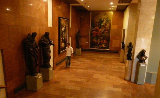 Hungarian National Gallery in Budapest Węgierska Galeria Narodowa w Budapeszcie