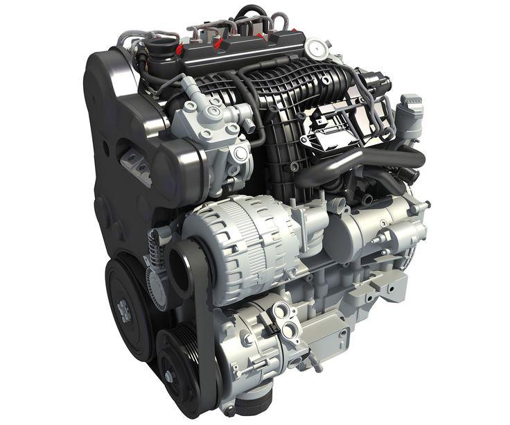 Volvo Supercharged Diesel Engine T6 Drive E 3d Model 3dvolvo Supercharged Drivee 3dmodel Diesel Engine Engineering Volvo Diesel