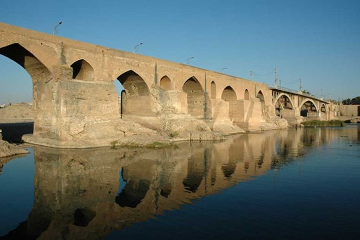 Dezful Bridge: The Oldest Usable Bridge in The World Was Constructed by 70,000 Roman Prisoners