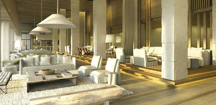 1 South Beach Hotel, in Miami
