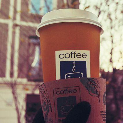 Zimno? No to kawa w coffeeheaven w Galerii Handlowej Sky Tower i od razu cieplej!  więcej: https://www.facebook.com/coffeeheaven