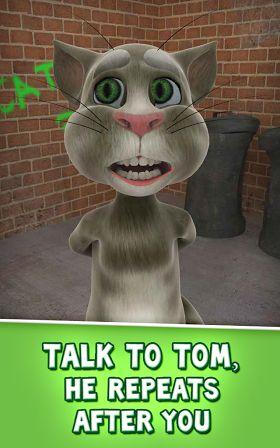 Talking Tom Cat Pro v2.7 - Full Apk + Pro Key | Free Apks