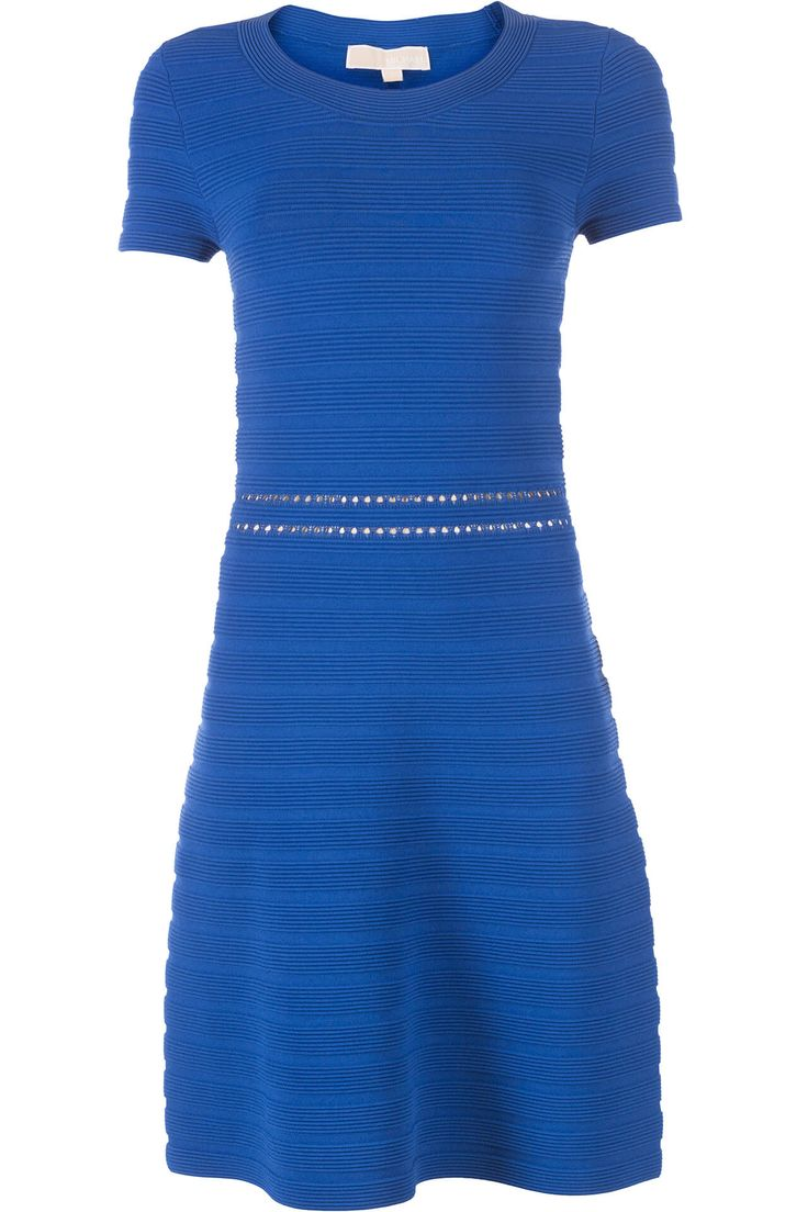 MICHAEL Michael Kors Blauwe jurk