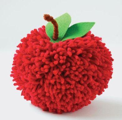 Vlněné jablíčko
