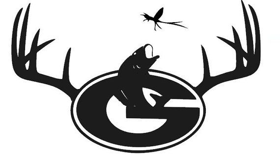 Car And Truck >> Hunting Fishing FootBall Large Truck Window or by DetailDecals | Car decals | Pinterest | Cricut