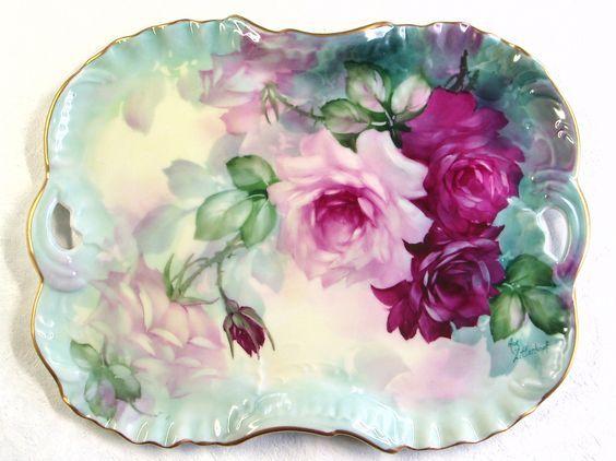 Ann Zitterkopf so beautiful | My Favorite Plates | Pinterest ...