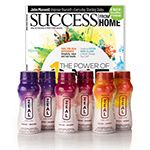 Success Pak - English Try Zeal today. Order your samples at zurvita.com/tgjones