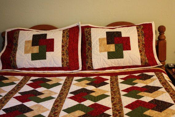 Queen Size Quilt Handmade Quilts Hand-made queen quilt