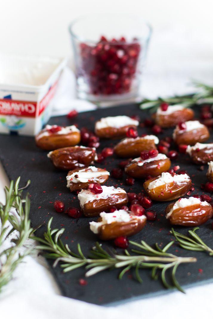 Appetizerhäppchen für Weihnachten | Love Daily Dose