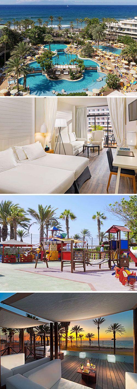 Genieten van een welverdiende vakantie onder de Spaanse zon doe je bij H10 Conquistador. Dit viersterren hotel heeft een ideale ligging vlakbij de zee en is centraal gelegen in de populaire badplaats Playa de las Américas.