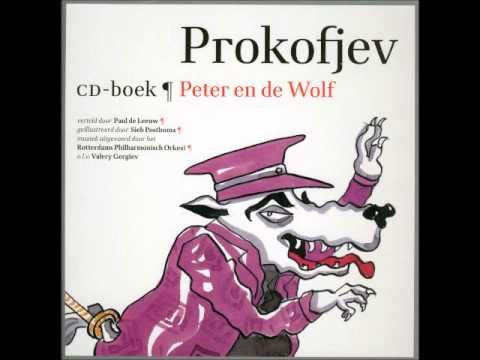 ▶ Paul de Leeuw - Peter en de Wolf - YouTube