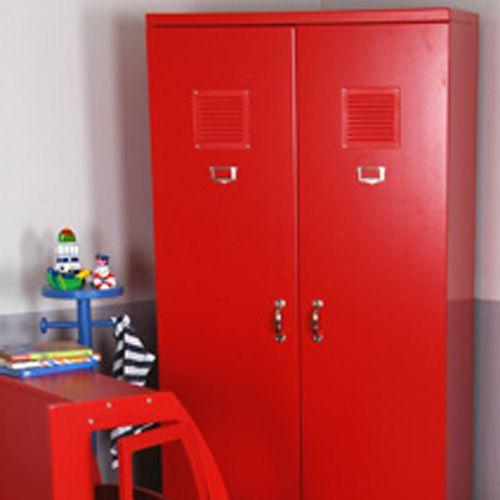 armoire enfant pompier