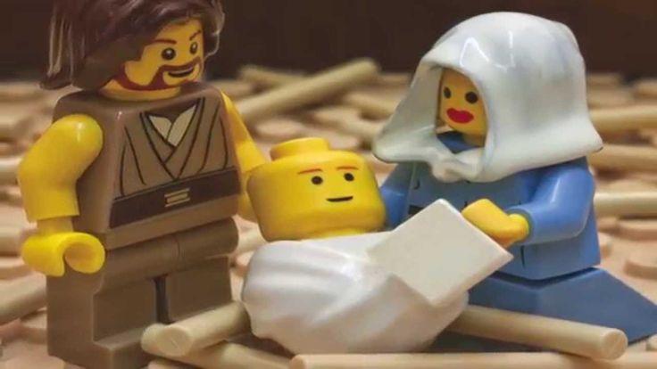 Echt een aanrader: Waarom Kerst? (in 3,5 minuten) - Het kerstverhaal in LEGO.  Bestel het bijbehorende boekje hier voor 2,50 http://shop.eo.nl/waaromkerst2014/
