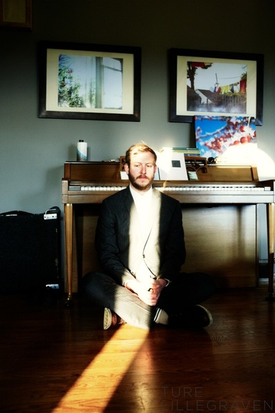 justin vernon. My true love.