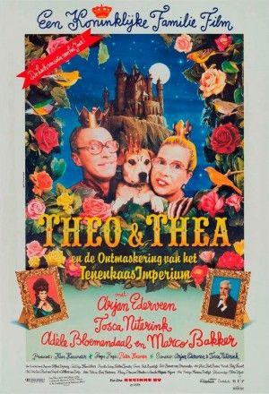 Theo en Thea en de Ontmaskering van het Tenenkaas Imperium (1989)