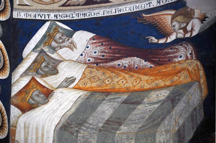 Tutte le dimensioni |Frescoes of the Basilica of Sant'Abbondio, Como, Italy | Flickr – Condivisione di foto!