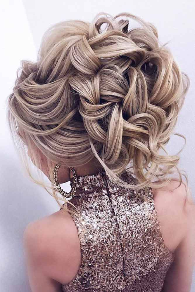 #weddingupdo #weddinghair #hairstyles #updohairstyles ❤ Whether you prefer loose or vintage hairstyles, find the elegant wedding updos for long hair...