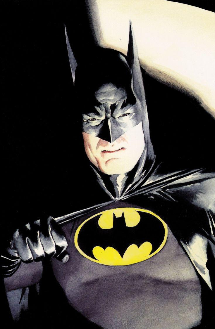 The Batman by Alex Ross