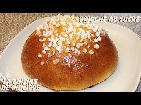 (16) Brioche au sucre - YouTube