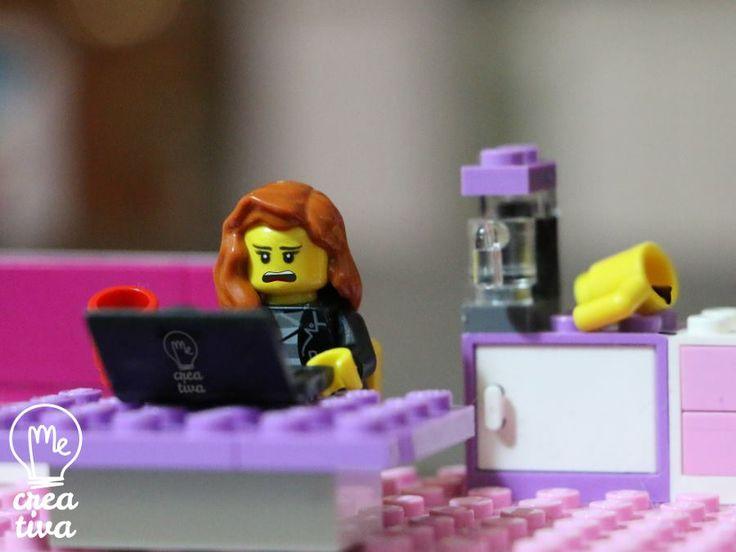 Neverending Monday - Lego