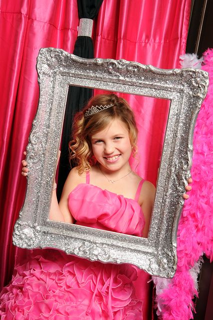 "Photo 3 of 20: Glitz and Glam / Birthday ""Kyla's Glitz and Glam 8th Birthday"" 