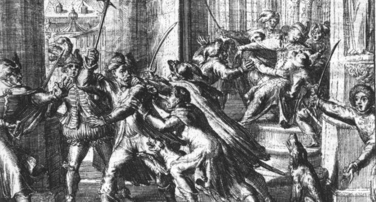 15 listopada 1620 r. w Warszawie niezrównoważony psychicznie szlachcic Michał Piekarski usiłował dokonać zamachu na króla Zygmunta III Wazę. Michał Piekarski, szlachcic sandomierski, wyznawca kalwinizmu, niedoszły zabójca Zygmunta III Wazy. W młodości zapadł na chorobę psychiczną, a opiekunow