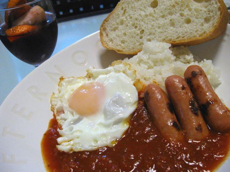 '14.1.18話題入り♡ スペインのバルの味! 市販のトマト缶で簡単に作れます(^ー^* )