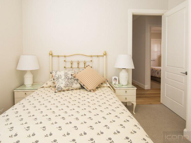 Stunning vinatge theme bedroom #vintage #bedroom #homedecor #Australianhomes #iconobuildingdesign