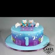 Image result for hoot and hootabelle 2nd birthday cake