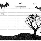 Use this cute tree map to help your students create rhyming word lists -- a great scaffold as you work on their poetry skills....