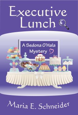 Sedona O'Hala humorous mysteries, book 1