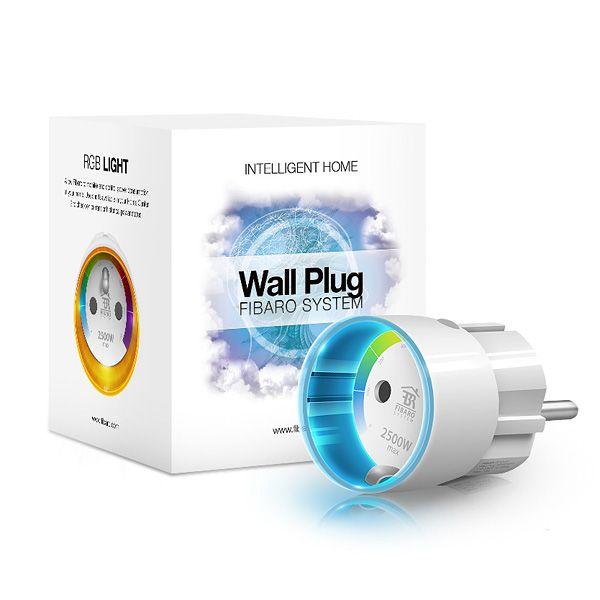 Moderner und intelligenter ferngesteuerter Adapter mit ultimativem Plug & Play in der zweiten Version! Vielfältige Anwendungsmöglichkeiten entwickeln sich im Zusammenspiel mit Z-Wave-Gateways - wie dem Fibaro Homecenter...