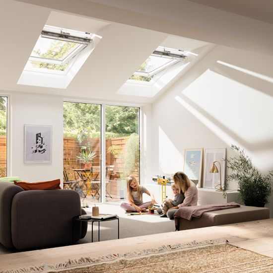 Make the most of light in your extension with expert advice from Velux