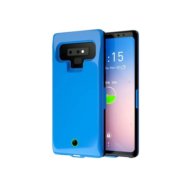 separation shoes 57497 e2554 10000mAh New Note 9 Battery Case For Samsung Note 9 Battery Charger ...
