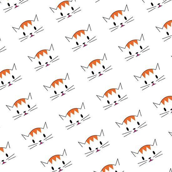 Cute Kitty Cat Design
