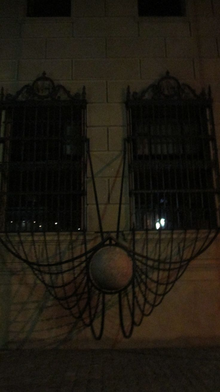 Escultura Ministerio de Hacienda (Santiago Centro).