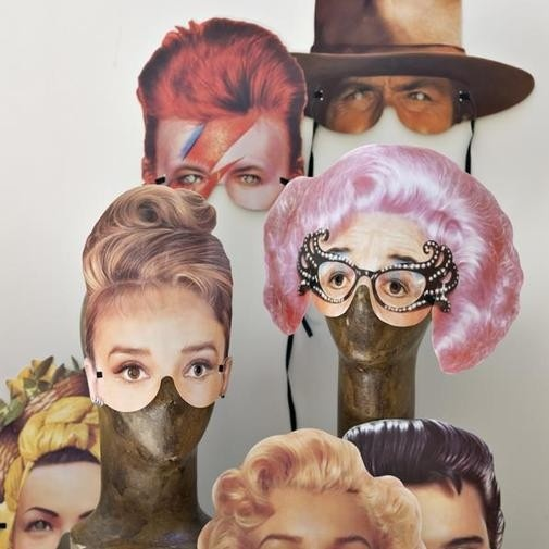 Now THESE are Photobooth props I can get behind!