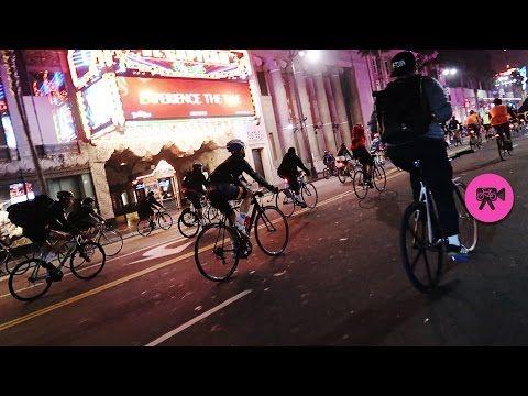 Hollywood Cycling