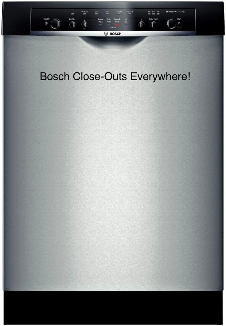 Bosch Dishwasher Sale! $389.00